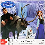 Disney Frozen Jigsaw Puzzle [48 Pieces - Kristoff and Anna]