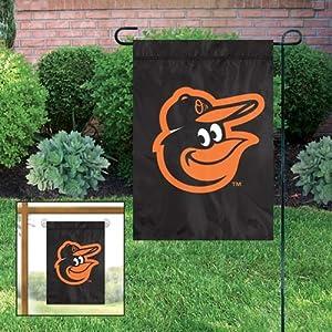 Baltimore Orioles Garden/Window Flag