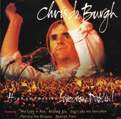 Chris De Burgh - The Very Best of the 80