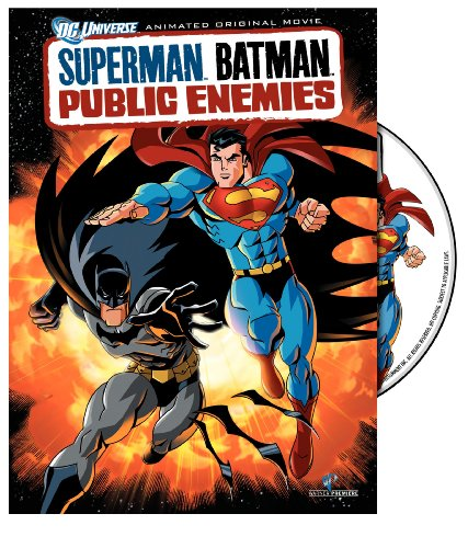 Cover art for  Superman/Batman: Public Enemies (Single-Disc Edition)