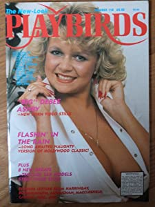 PLAYBIRDS MAGAZINE NUMBER 118 FEATURING DEBEE ASHBY ...