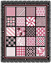 Grandparent - A Gift Tapestry Decorative Afghan Throw
