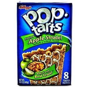 Kellogg's Pop-Tarts Frosted Apple Strudel: Amazon.de: Lebensmittel ...