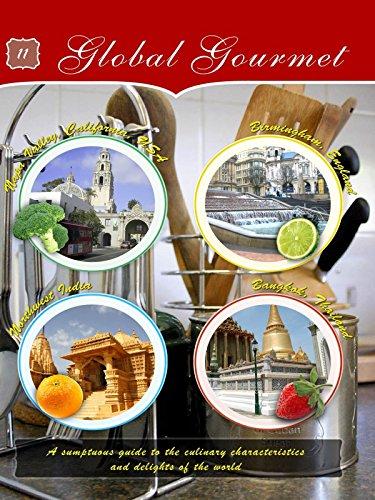 Global Gourmet - Prune Dishes, Duck, Prawn Jalfrezi, & Sticky Rice and Mangoes