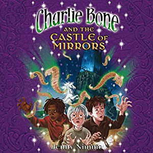 Charlie Bone and the Castle of Mirrors Audiobook