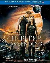 Jupiter Ascending (Bilingual) [3D Blu-ray + Blu-ray + DVD + Digital Copy]