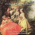 C.P.E. Bach, J.C. Bach: Sons of Bach Concertos
