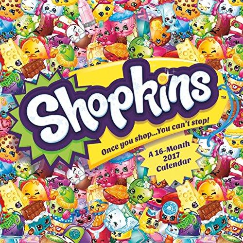 Shopkins - 2017 Calendar