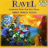 Ravel: Complete Music For Solo Piano - Simon