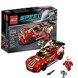 レゴ スピードチャンピオン 458 イタリア GT2 75908