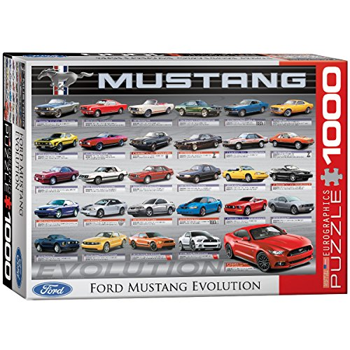 eurographics-puzzle-1000-pc-ford-mustang-evolution-50th-anniversary-ls