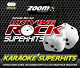 Zoom Karaoke CD+G - Driving Rock Superhits - Triple CD+G Karaoke Pack Zoom Karaoke