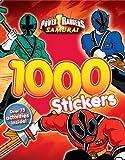 Power Rangers 1000 Sticker Book