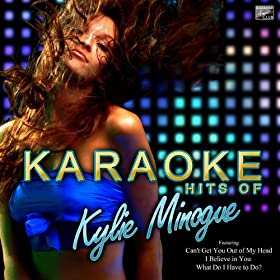 In Your Eyes (In the Style of Kylie Minogue) [Karaoke Version]