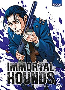 Immortal Hounds Edition simple Tome 2