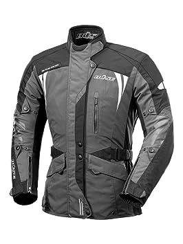 Veste moto BUSE Torino Noir 2013 jusqu'au 8XL !! Noir 3XL