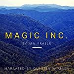 Magic Inc.: A Fantasy Adventure | Ian Fraser