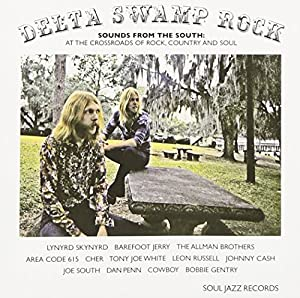 Delta Swamp Rock: Sounds From The South