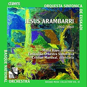 Colec. Musica Vasca 3 (Orq.Sinf.Euskadi)