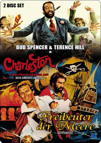 Charleston/Freibeuter der Meere (Star Metalpak) [2 DVDs]
