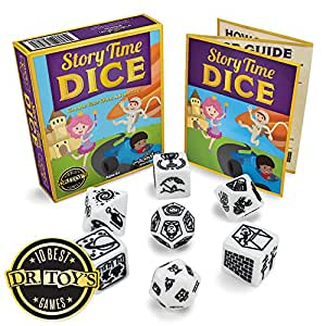 Imagination Generation Story Time Dice by Imagination Generation