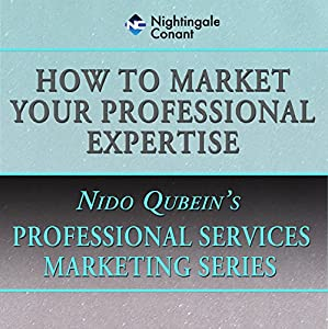 How to Market Your Professional Expertise Speech