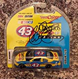 2004 Jeff Green Signed STP CHEERIOS PETTY RACING 1/64 Diecast Team Caliber Car - Autographed Diecast Cars