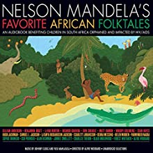 The Ring of the King: A Story from Nelson Mandela's Favorite African Folktales | Livre audio Auteur(s) : Nelson Mandela (editor) Narrateur(s) : Alan Rickman