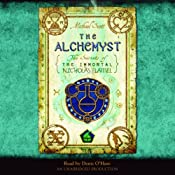 The Alchemyst: The Secrets of the Immortal Nicholas Flamel, Book 1 | Michael Scott