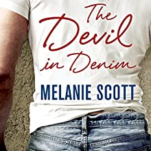 The Devil in Denim (       UNABRIDGED) by Melanie Scott Narrated by Eileen Stevens