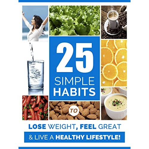 Finally a simple way to Lose Weight, Feel Great, and Have More Energy for A Healthier Life!...  **AWESOME BONUS: Your book includes a FREE 5 step Action guide and the complete audiobook version available for instant download!**  Are you unhealthy?......