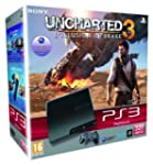 Console PS3 320 Go noire + Uncharted...