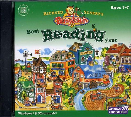 Richard Scarry'S Busytown Best Reading Ever front-791232