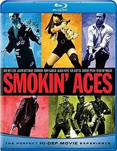 Smokin' Aces /  Coup fumant (Bilingual) [Blu-ray]