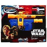 Toy - Hasbro Supersoaker B4439EU4 - Star Wars Episode 7 Nerf Super Soaker Han Solo Blaster, Spielzeugblaster