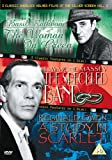3 Classic Sherlock Holmes Films Of The Silver Screen - Vol. 2 [DVD]