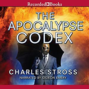 The Apocalypse Codex Audiobook