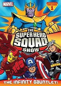 Super Hero Squad Show: Infinity Gauntlet - S.2 V.1 [DVD] [Region 1] [NTSC] [US Import]