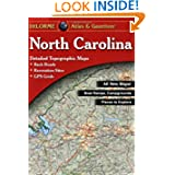 North Carolina Atlas & Gazetteer (North Carolina Atlas and Gazetteer)