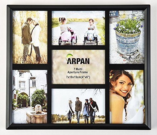 arpan-multi-aperture-photo-collage-frame-for-7-photos-3-x-6-x-4-and-4-x-4-x-6-photos-black-or-brown-