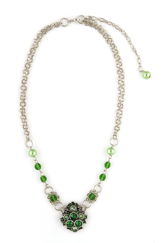 Ludwig und Therese Trachten Halskette Trachtentraum grün A010024 günstig online kaufen