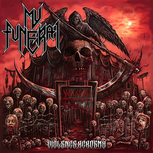 My Funeral – Violence Academy – CD – FLAC – 2015 – CATARACT
