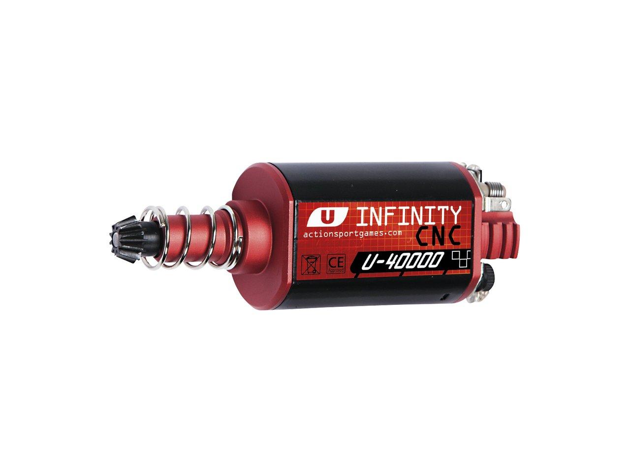 Ultimate Infinity CNC U-40000 Motor - Long Type