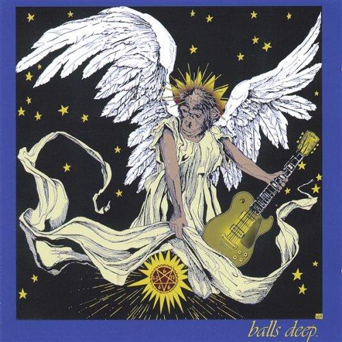Original album cover of Balls Deep by Mico De Noche