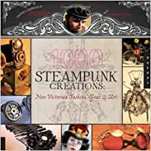 Amazon.fr - 1, 000 Steampunk Creations - Dr. Grymm, Barbe Saint John - Livres