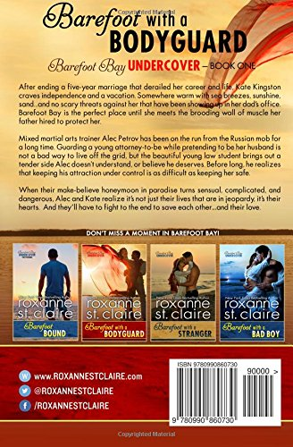 Barefoot with a Bodyguard: Volume 1 (Barefoot Bay Undercover)