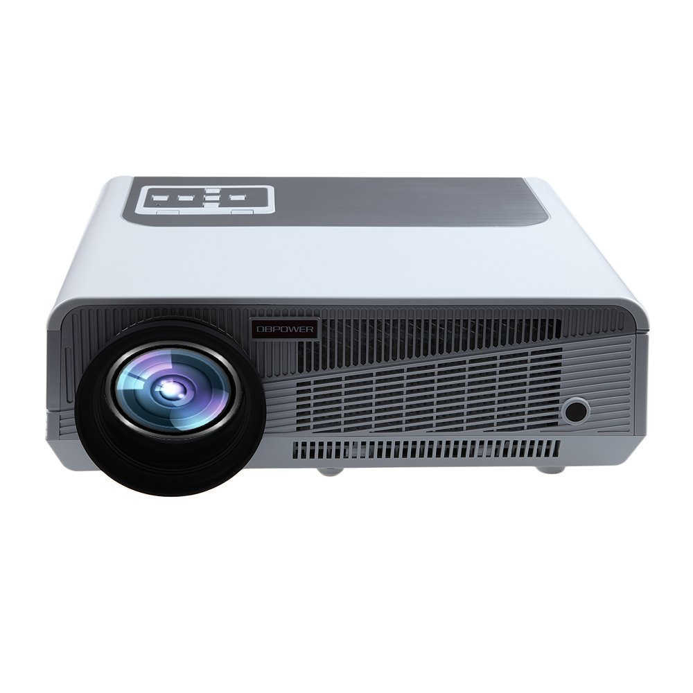 Top 10 best wireless wifi android video projectors 2016 on for Best portable projector 2016