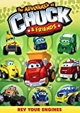The Adventures Of Chuck And Friends: Rev Your Engines