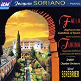 De Falla/Turina Nights in the Gardens of Spain (Serebrier, Eco, Soriano)