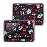 Galaxy Note 10.1 Skin - Geisha Kitty - High quality precision engineered removable adhesive vinyl skin transfer for the Samsung Galaxy Note 10.1 (3g / WiFi)